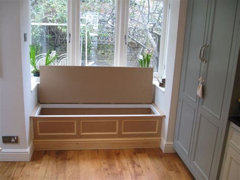 Bay Window Seating With Storage Instructions