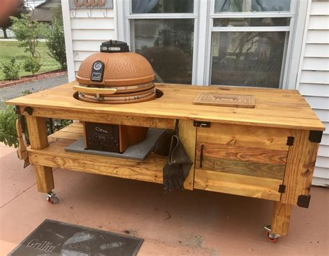 Bbq-Grill-Table-Plans