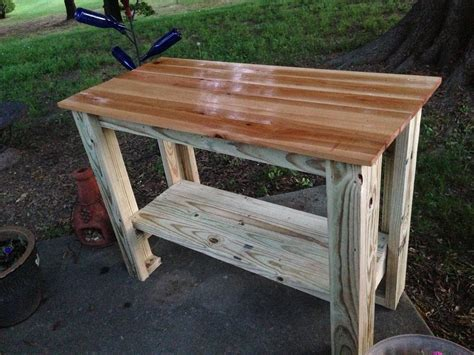 Bbq-Prep-Table-Plans