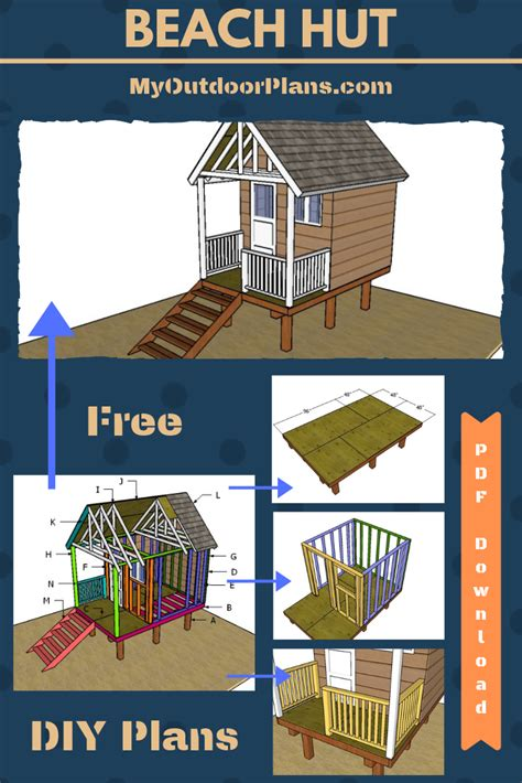 Beach Hut Construction Plans