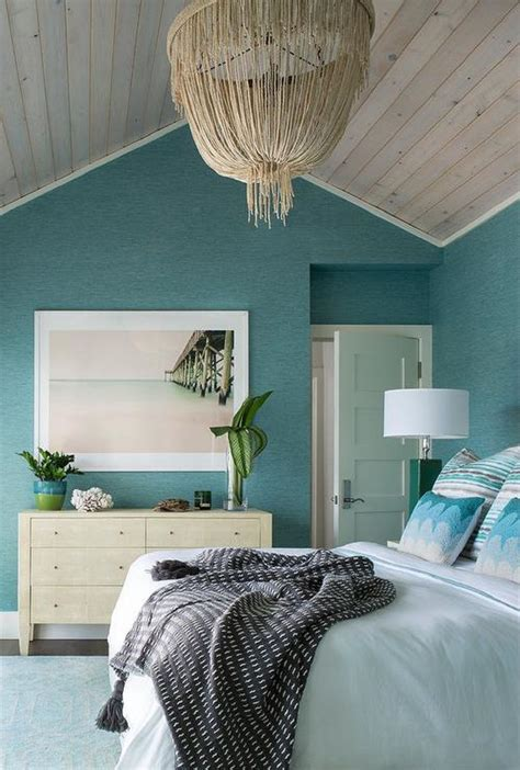 Beach Themed Bedroom Decorating Ideas