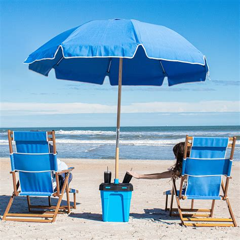 Beach Umbrella Stand Diy Fire