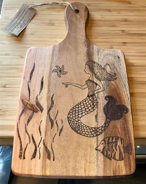 Beach Wood Burning Projects