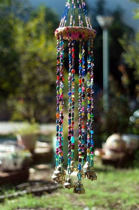 Beaded Diy Wind Chimes