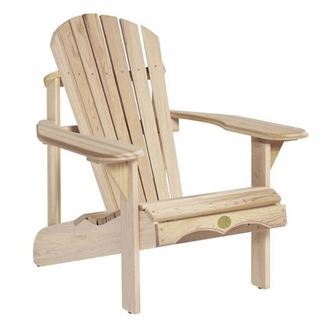 Bear-Chair-Pine-Adirondack-Chair-Kit