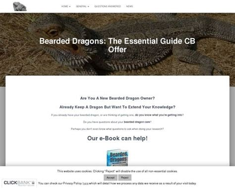 @ Bearded Dragons The Essential Guide Cb Offer  Bearded .