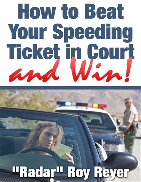 Beat Your First Speeding Ticket