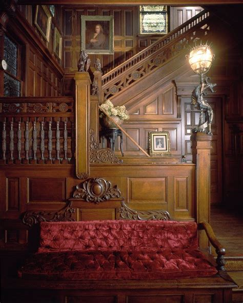Beautiful-Woodwork-Of-Victorian-Homes