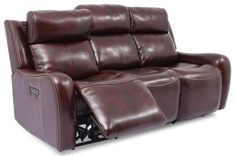 Becks Furniture Reclineable Sectional