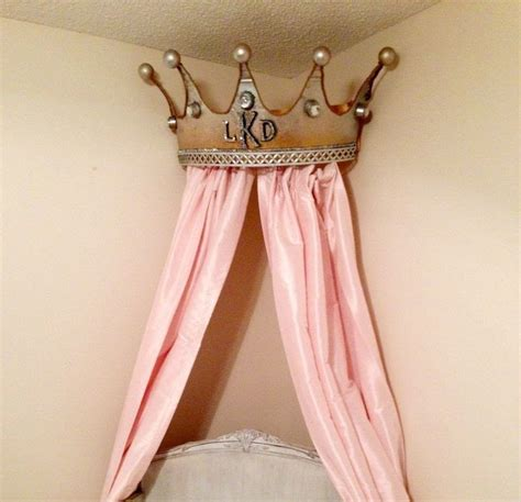 Bed Canopy Crown Diy Paper