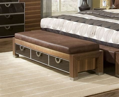 Bed Foot Bench With Storage