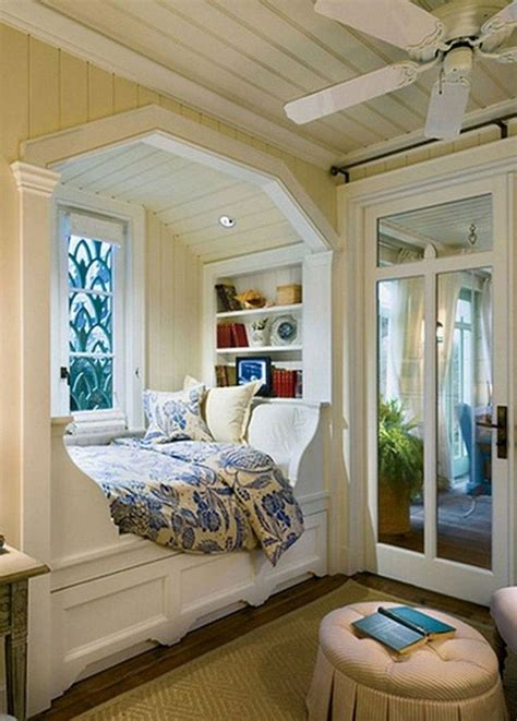 Bed Nook Ideas