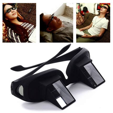 Bed Prism Spectacles Reclining Reading Glasses