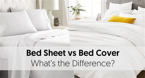 Bed Sheet Differences