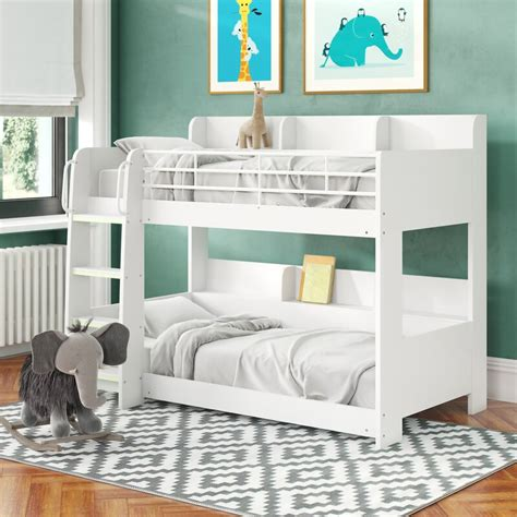 Bed With Slide Wayfair