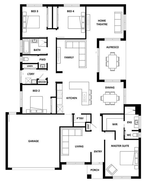 Bed-And-Breakfast-House-Plans