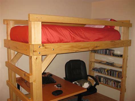 Bed-Loft-Twin-Xl-Diy