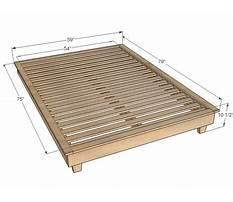 Best Bed design blueprints