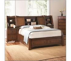 Best Bed designs with headboard storage