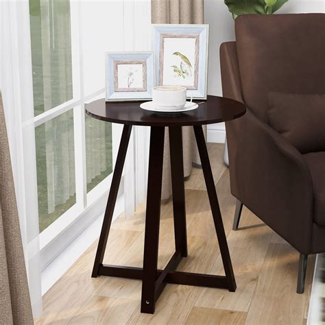 Bedroom Round End Table Woodworking Plans