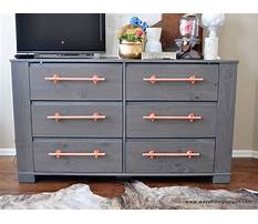 Best Bedroom drawers handles