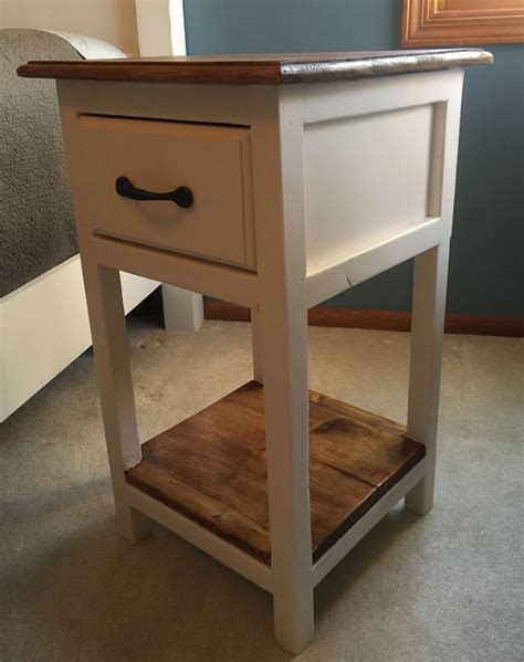 Bedside Table Plans Quote
