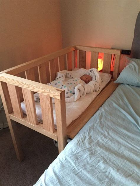Bedside-Baby-Crib-Diy