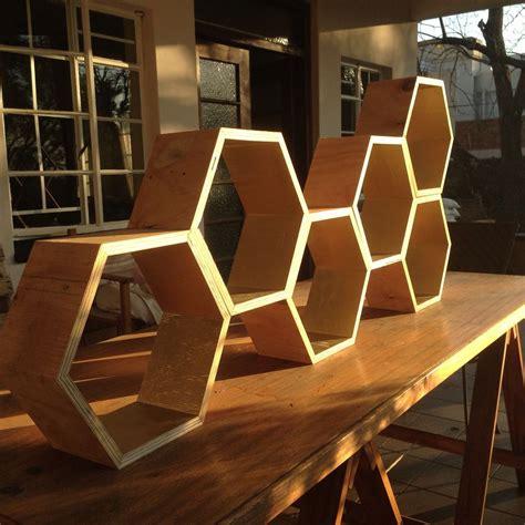 Beehive-Shelves-Diy