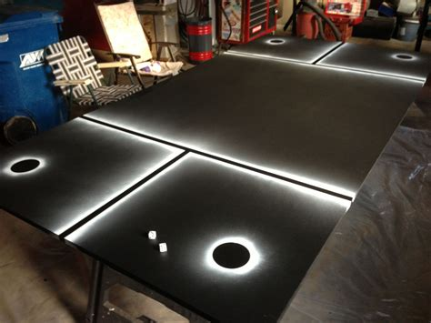 Beer Die Table Design