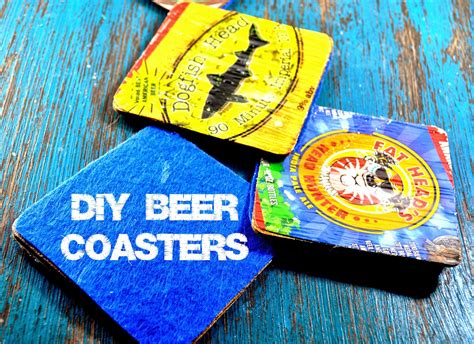 Beer Diy Coasters