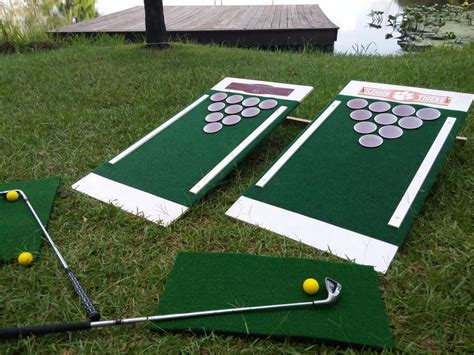 Beer Pong Golf Planswift
