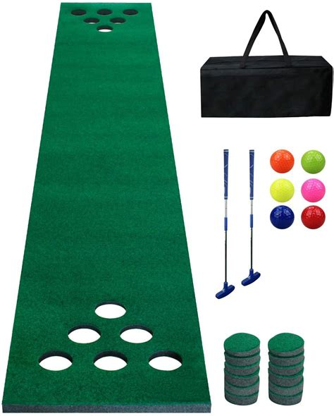 Beer Pong Golf Planswift Training