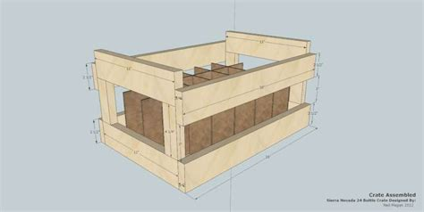 Beer-Crate-Plans