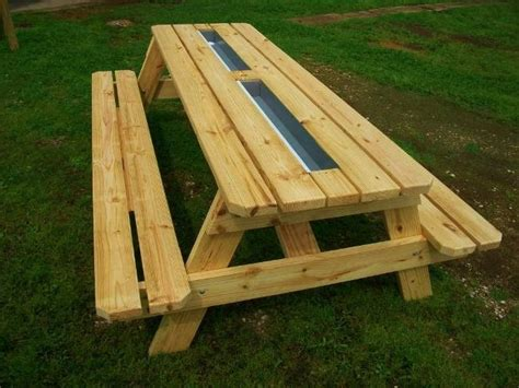 Beer-Trough-Picnic-Table-Plans