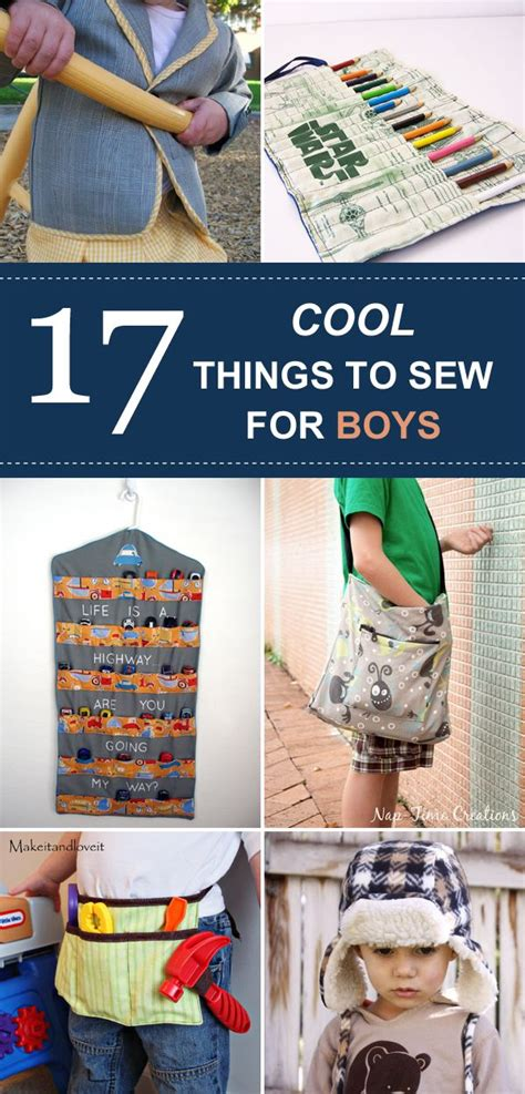 Beginning Sewing Projects For Men