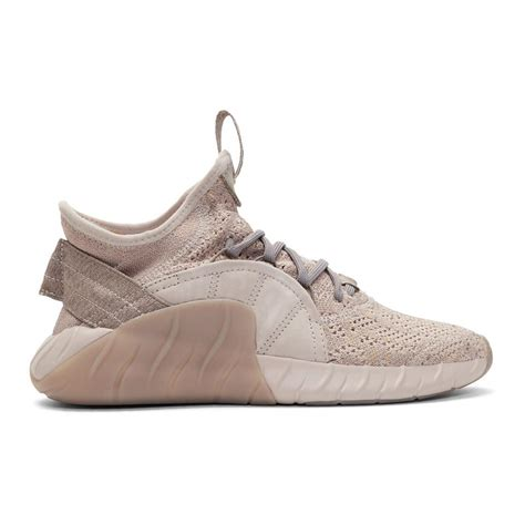 Beige Tubular Rise Sneakers Adidas