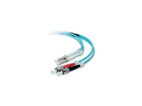 Belkin LCST625-03M-TAA Fiber Optic Duplex Patch Cable Adapter