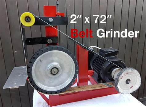 Belt Grinder For Knife Making Plans For Nigel Youtube