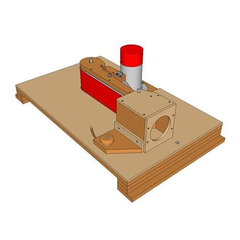 Belt Sander Table Plans