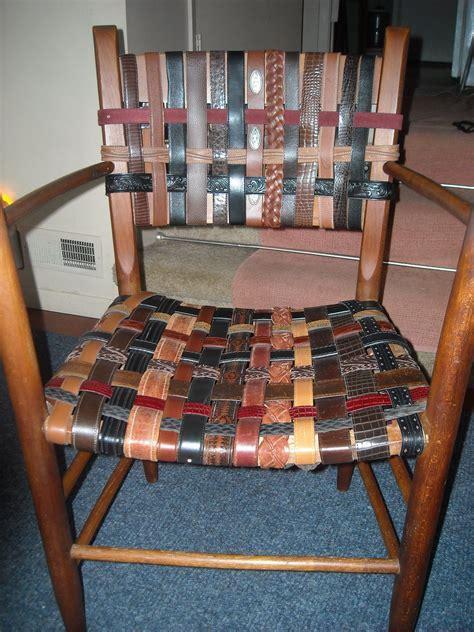 Belt-Chair-Diy