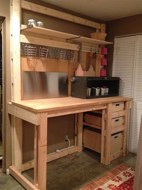 Bench Designs With Shelves Wood
