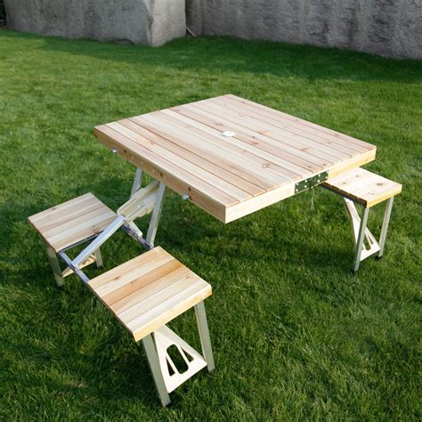 Bench Folding Picnic Table Plans Zip