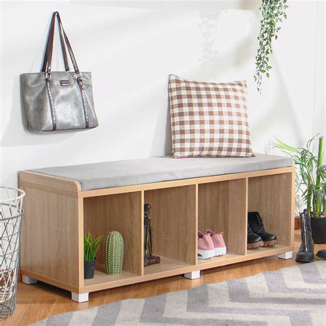 Bench With Shoe Storage Images