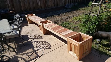 Bench-With-Planter-Plans