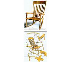 Best Bench rocker plans