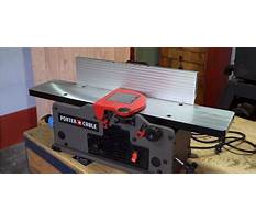 Best Bench top jointer