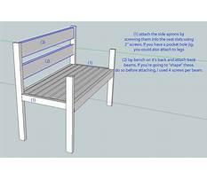 Best Bench woodwork plans aspx file