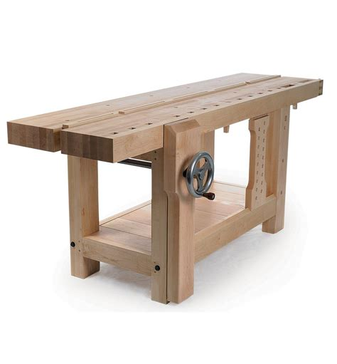 Benchcrafted Roubo Workbench Plans