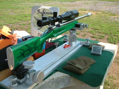 Benchrest Rifle Rest Plans
