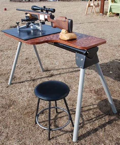 Benchrest-Shooting-Table-Plans